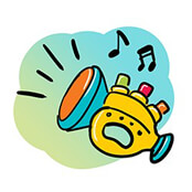 צעצועים מוזיקליים