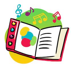 ספרים מנגנים